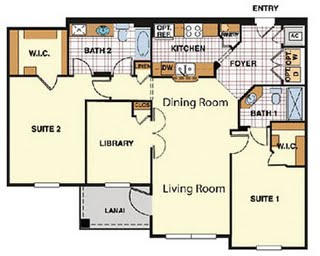 Condo Floorplans Buy Windsor Hills